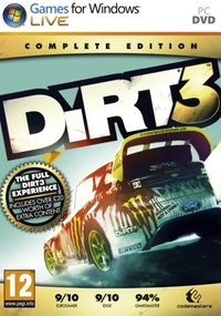 Dirt 3 Complete Edition / RU / Racing / 2012 / PC