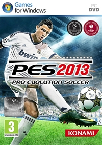 Pro Evolution Soccer 2013 / RU / Sport / 2012 / PC