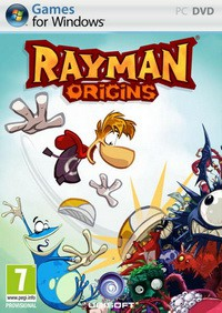 Rayman Origins / RU / Arcade / 2012 / PC