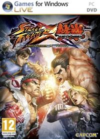 Street Fighter X Tekken / RU / Fighting / 2012 / PC