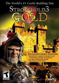 Stronghold 3: Gold Edition / Stronghold 3 - Gold / RU / Strategy / 2012 / PC