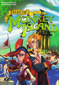 Premium Games: Tales of Monkey Island / Tales of Monkey Island Collector's DVD / RU / Adventure / 2011 / PC